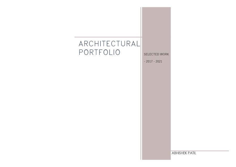Kilpailutyö #                                        99                                      kilpailussa                                         Help build my architecture portfolio