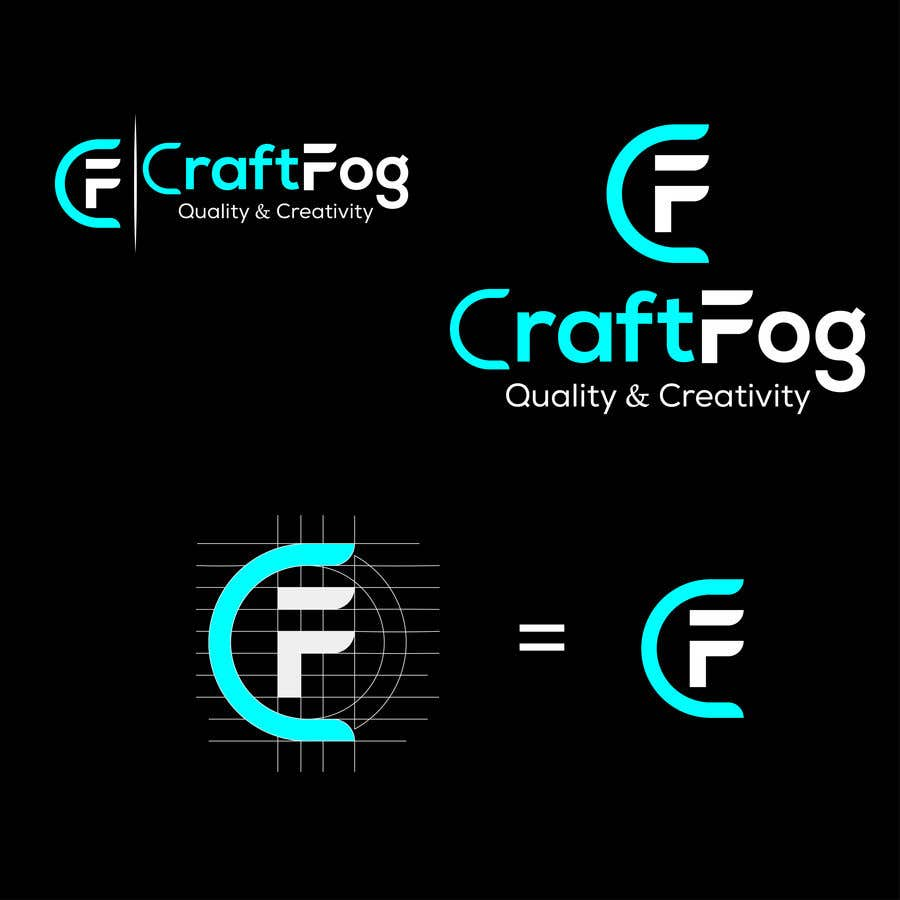 Contest Entry #                                        62                                      for                                         CraftFog  ( this is the name of our Brand)