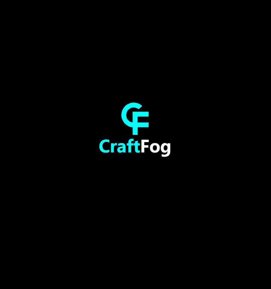 Contest Entry #                                        91                                      for                                         CraftFog  ( this is the name of our Brand)