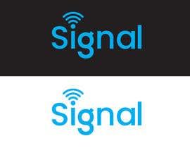 #167 untuk Signal logo redesign oleh thtanvir678