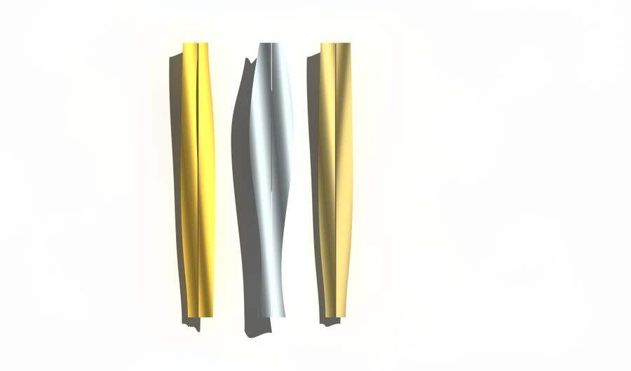 Proposition n°                                        77                                      du concours                                         Tall Aluminum Handles for Openable or Sliding Wardrobes
