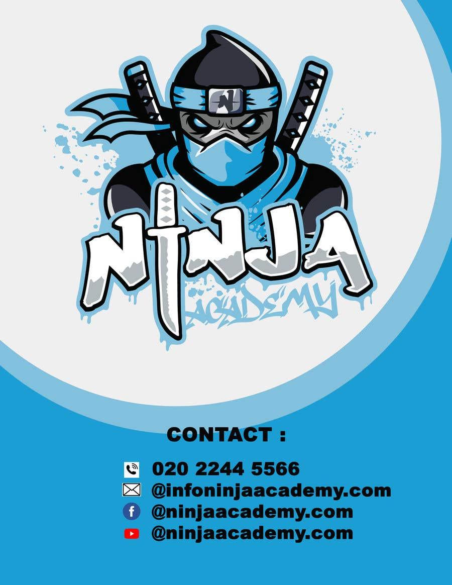 Contest Entry #                                        232                                      for                                         Ninja Academy