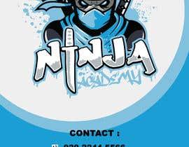 #232 untuk Ninja Academy oleh smretykonadas