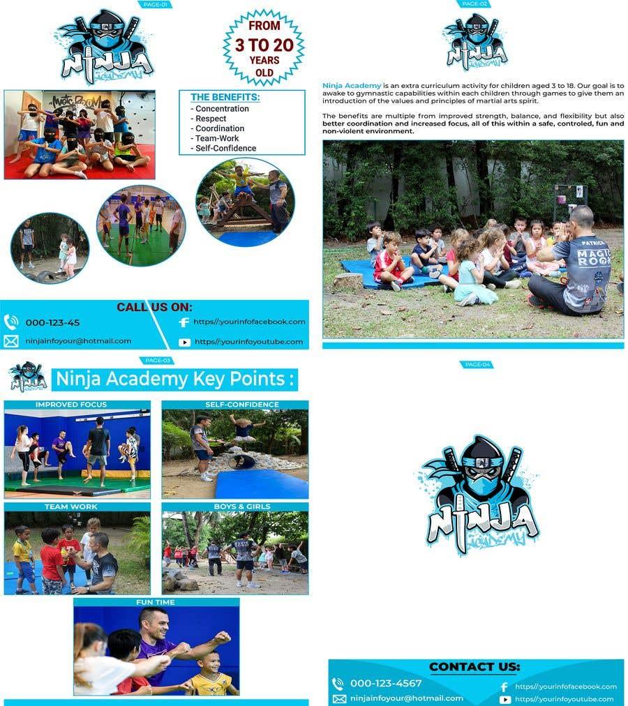 Contest Entry #                                        227                                      for                                         Ninja Academy