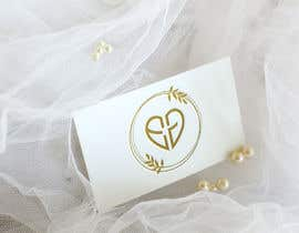 #229 pentru Logo design with our initials for our Wedding de către suraiyaahsan999