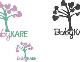 #28 cho Design a Logo for Baby Kare bởi vinita1804
