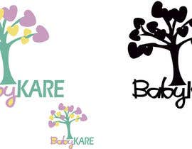 #43 for Design a Logo for Baby Kare by vinita1804
