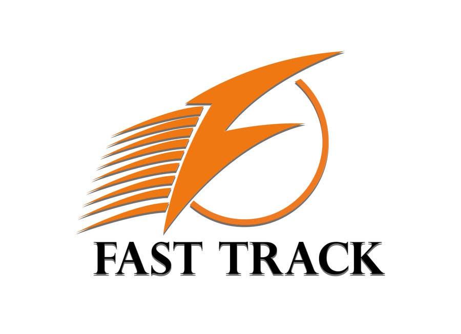 Proposition n°                                        5                                      du concours                                         Design a Logo for Fast Track