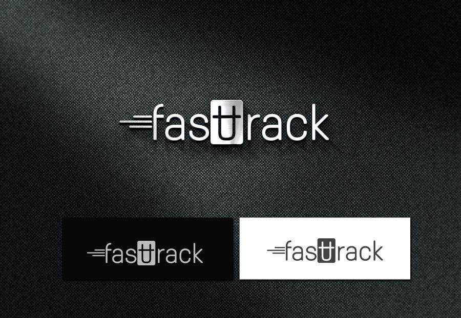Proposition n°                                        73                                      du concours                                         Design a Logo for Fast Track