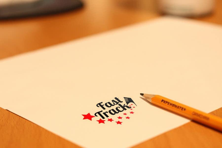 Proposition n°                                        42                                      du concours                                         Design a Logo for Fast Track