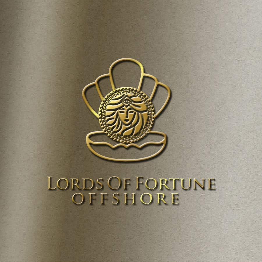 Penyertaan Peraduan #                                        99                                      untuk                                         Lords Of Fortune Offshore Logo