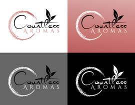 """#226 pentru Design a logo for new web store """"Countless Aromas"""". de către silpibegum"""