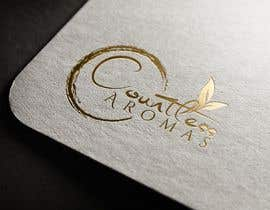 """#227 pentru Design a logo for new web store """"Countless Aromas"""". de către silpibegum"""