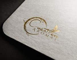 """#293 pentru Design a logo for new web store """"Countless Aromas"""". de către silpibegum"""