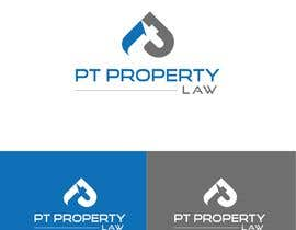 "#1423 pentru Logo / Trading Name Design for New Sole Legal Practice: ""PT Property Law"" de către shamimaYesmin07"