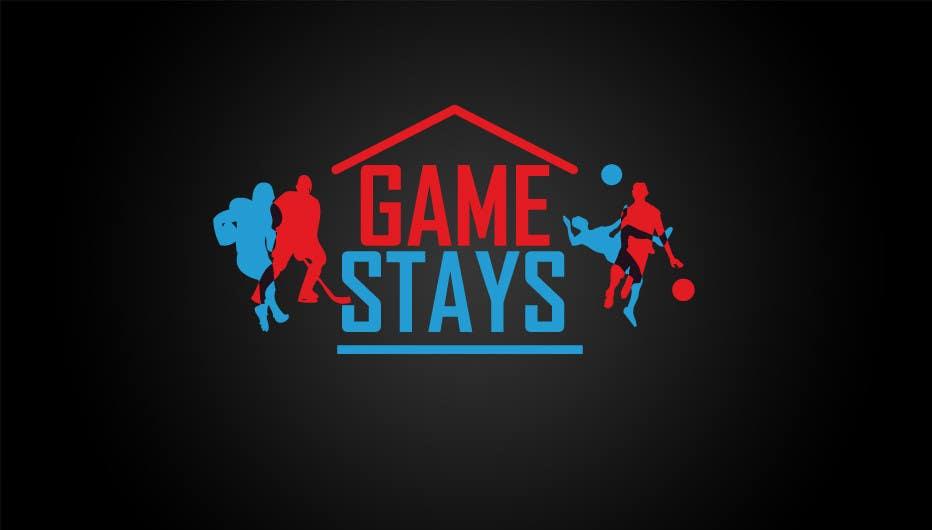 Penyertaan Peraduan #19 untuk Design a Logo for GameStays