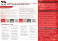 Photoshop Konkurrenceindlæg #3 for Design a Brochure for this program