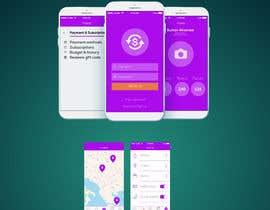 #9 cho A 3page mobile app design bởi Sultan591960