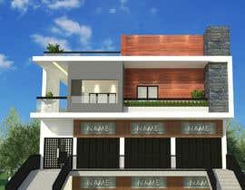#10 untuk House Elevation and 3D design oleh Niranjanisunil
