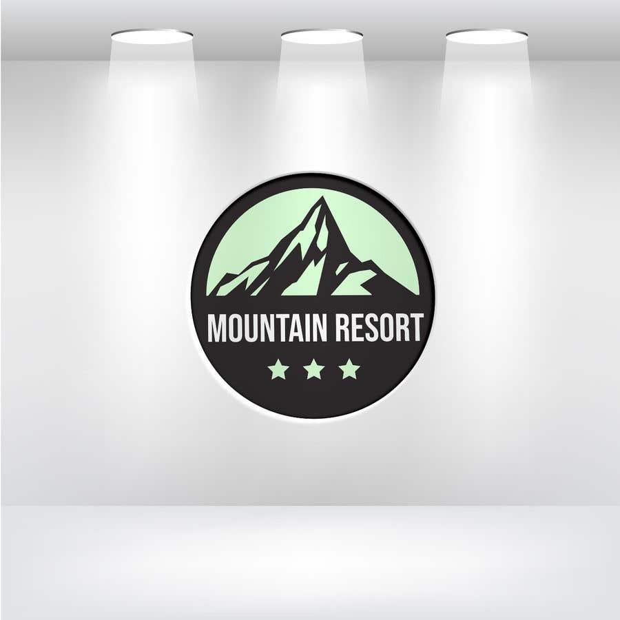 Konkurrenceindlæg #                                        5                                      for                                         Logo for mountain resort
