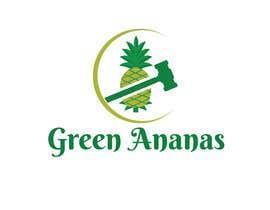 rosulasha tarafından Logo Design green ananas için no 511