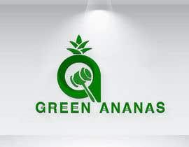 shonam565 tarafından Logo Design green ananas için no 515