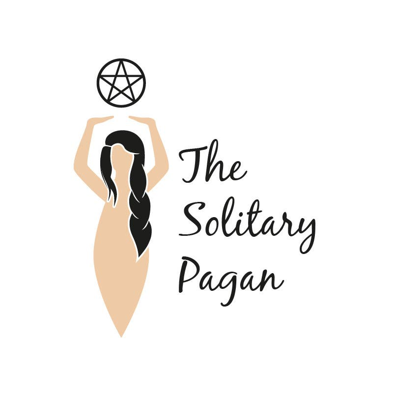 Kilpailutyö #23 kilpailussa Design a Logo for The Solitary Pagan