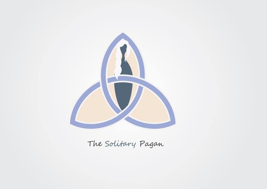 Kilpailutyö #14 kilpailussa Design a Logo for The Solitary Pagan