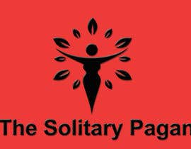 #1 para Design a Logo for The Solitary Pagan por shalusheeba