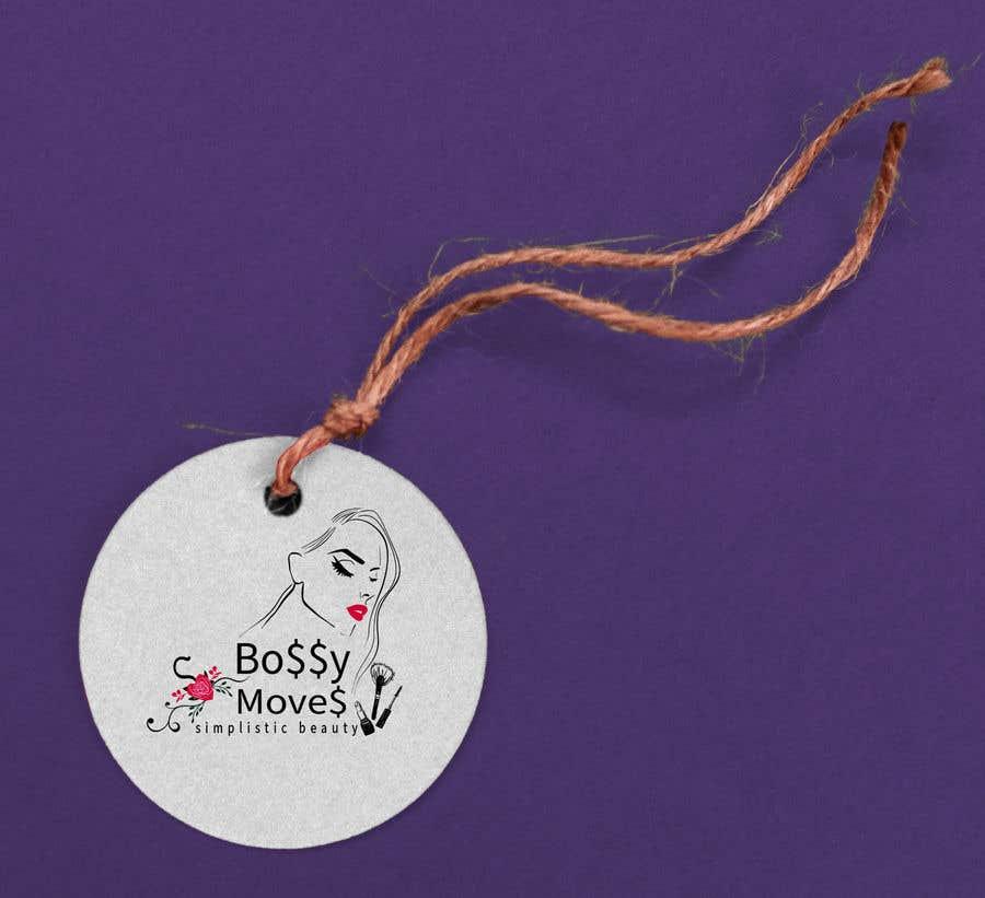 Penyertaan Peraduan #                                        143                                      untuk                                         Logo for Bo$$y Move$ & Simplistic Beauty