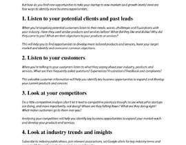 #5 for Business Writing af iffatjahan369