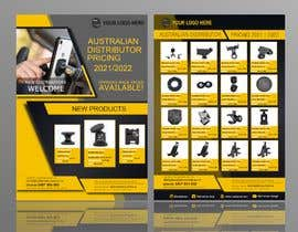 #38 for Make Changes to 2 page pricing flyer by saravanabawan03