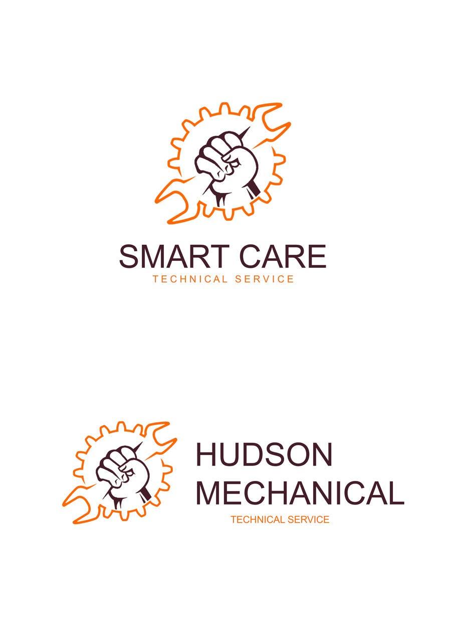 Inscrição nº 25 do Concurso para Design a Logo for SmartCare Technical Services