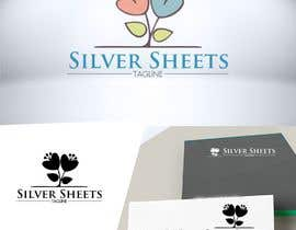 #63 for logo design for my brand Silver Sheets by Zattoat