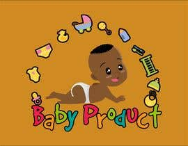 #126 for Baby product logo design by MaheshNagdive