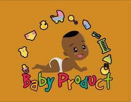 MaheshNagdive tarafından Baby product logo design için no 126