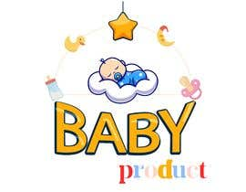 #138 for Baby product logo design by omshuvo4