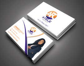 #25 untuk Design Business card and flyer oleh asma4ft