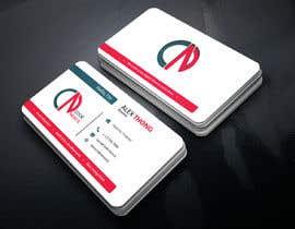 Nro 1265 kilpailuun Design a business card käyttäjältä Ramijul