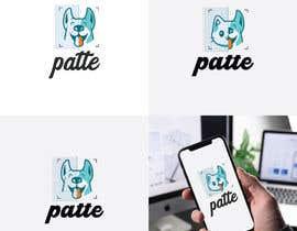 Nro 630 kilpailuun Logo for pet face recognition app to find lost pets käyttäjältä ferdois1092