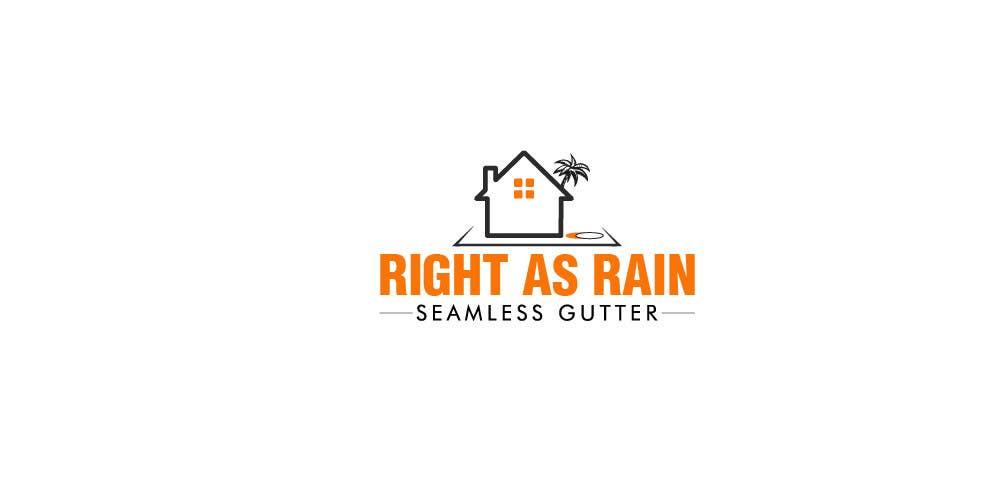 Konkurrenceindlæg #44 for Simple Logo Design For Gutter Installation / Construction Business