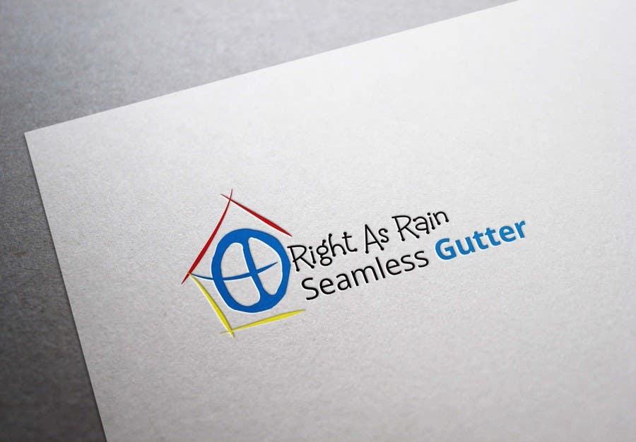 Konkurrenceindlæg #52 for Simple Logo Design For Gutter Installation / Construction Business