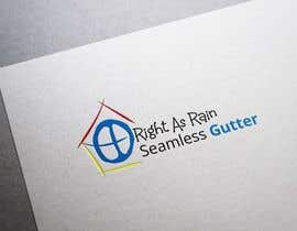amykadgraphics tarafından Simple Logo Design For Gutter Installation / Construction Business için no 52
