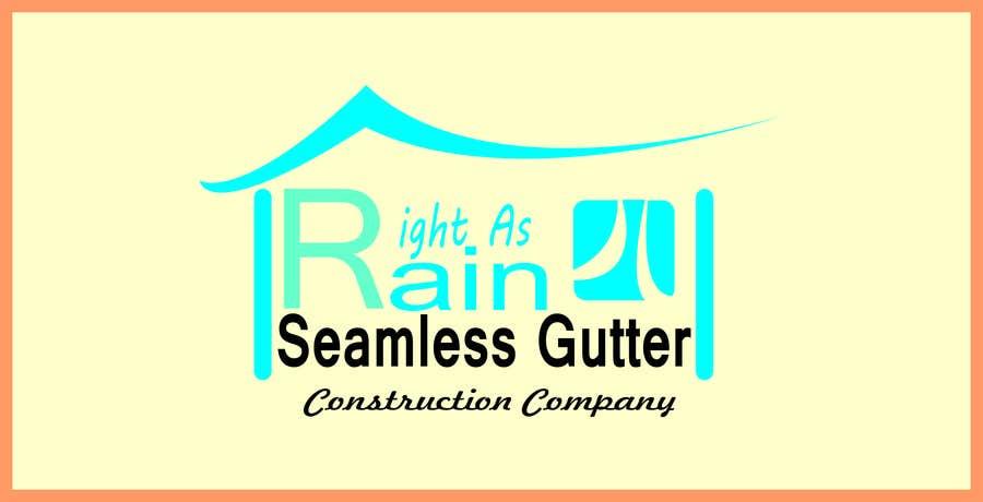 Konkurrenceindlæg #39 for Simple Logo Design For Gutter Installation / Construction Business