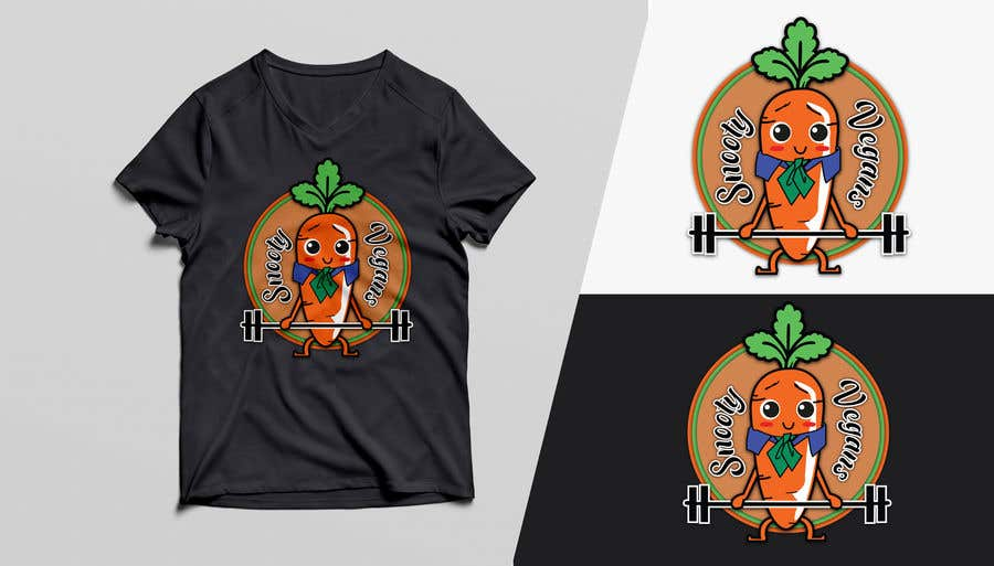 Contest Entry #                                        114                                      for                                         Vegan T-Shirt Design