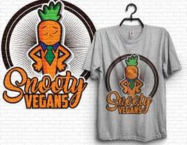 #47 for Vegan T-Shirt Design by hb2659919