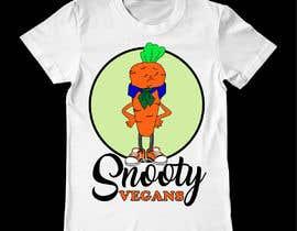 #166 for Vegan T-Shirt Design by ansercreation