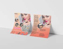 #28 para Flyer cosmeticos de palash66