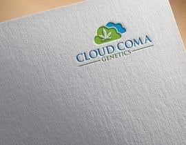 #563 untuk Cloud Coma Genetics oleh rafiqtalukder786