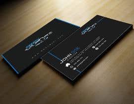 Nro 31 kilpailuun Design some Business Cards käyttäjältä Nahidrahman19